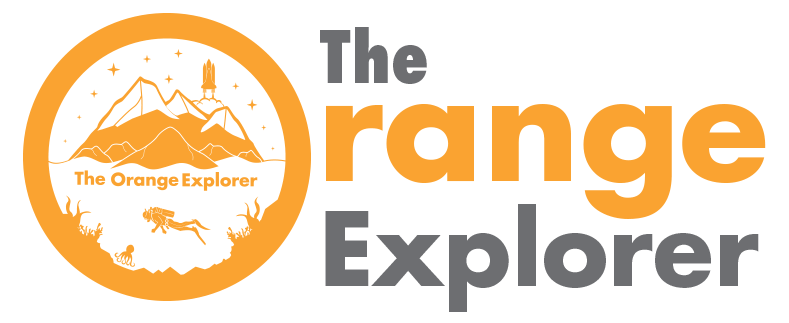 The orange explorer
